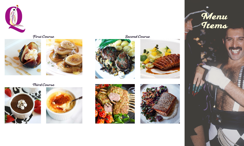 Dining Experience Pitch Deck