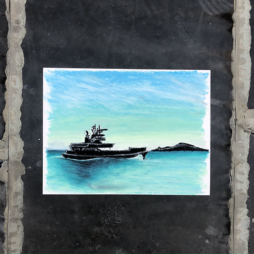 """Ferry Boat"""