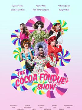 Cocoa Fondue Poster