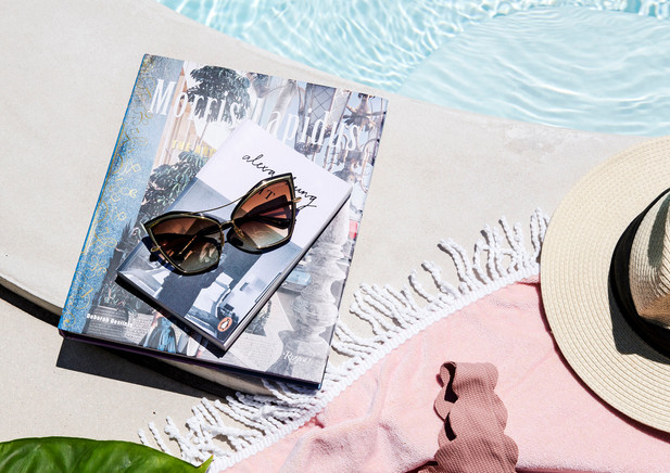 """Palm Springs"" Feb 2017. Home Beautiful Magazine."
