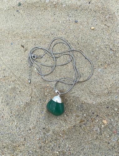 Electro Green Aventurine