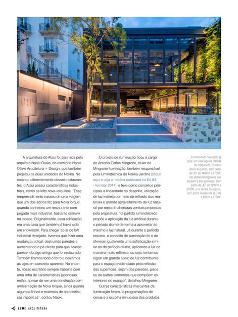 Revista Lume Arquitetura