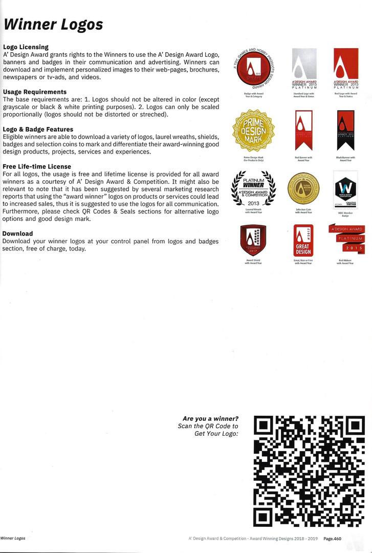 A'Design Award