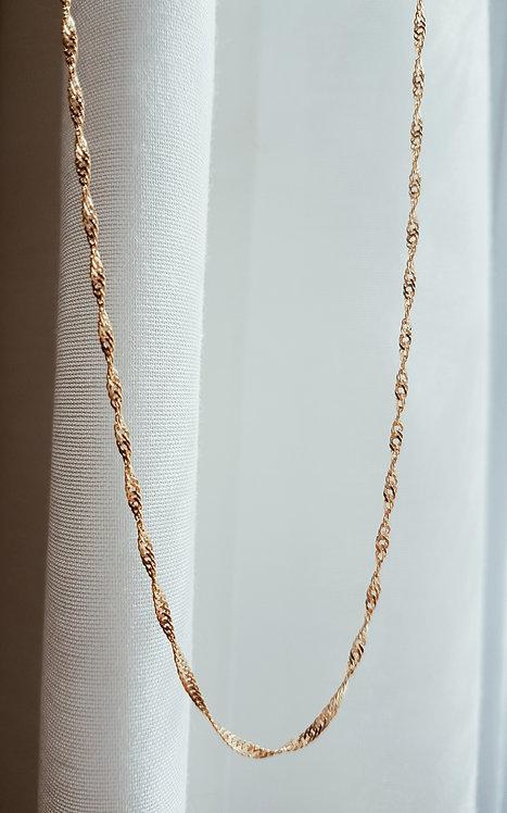 18k Gold Elena Chain