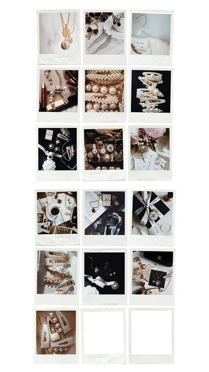 Complete 16 Photo Set