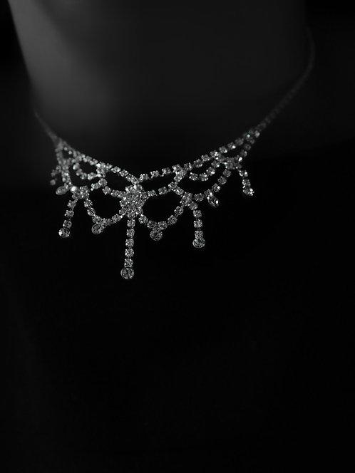 Sienna Diamante Vintage Necklace