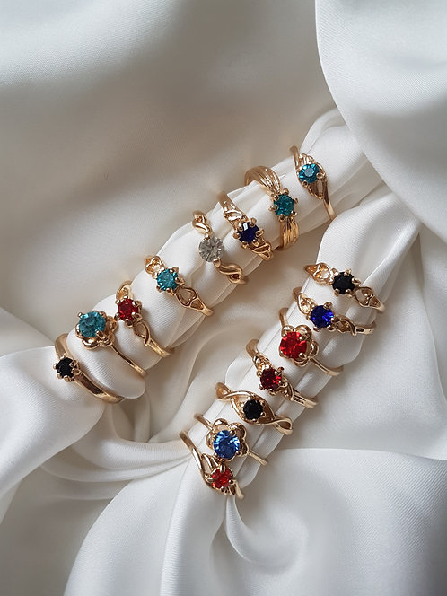 Large size rings