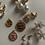 Thumbnail: Fleur Drop Earrings