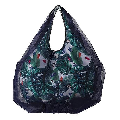 balloon tulle tropical bag / バルーン チュール トロピカル バッグ