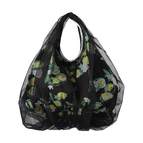balloon tulle tropical bag S / バルーン チュール トロピカル バッグ S(SALE)