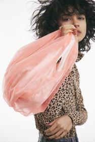 balloon tulle bag S