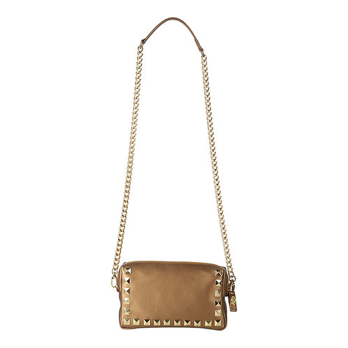 HELOYSE studs micro bag eco leather / スタッズ マイクロ バッグ エコ レザー