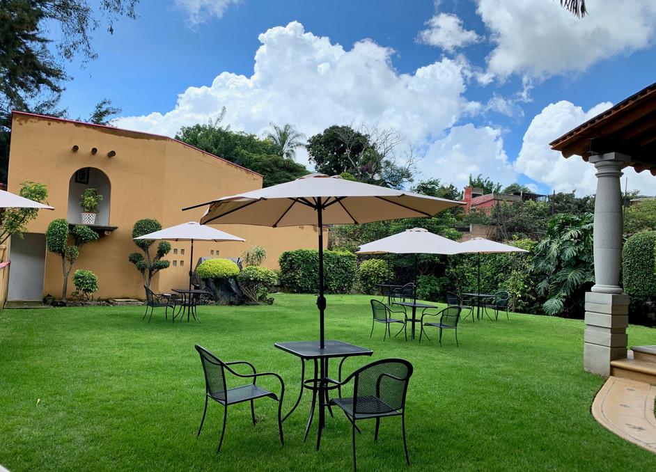 Nican Mo Calli | Jardín