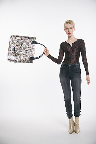 clear tote / クリア トート