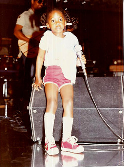 Singing at a early age - 3