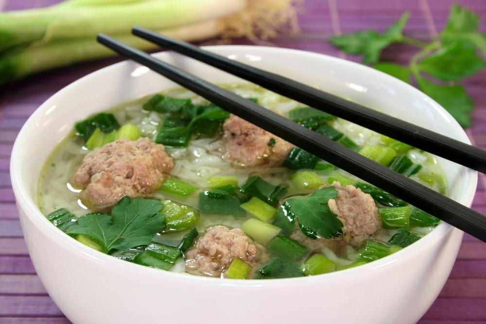 Weeknight Immune-Boosting Chicken Soup