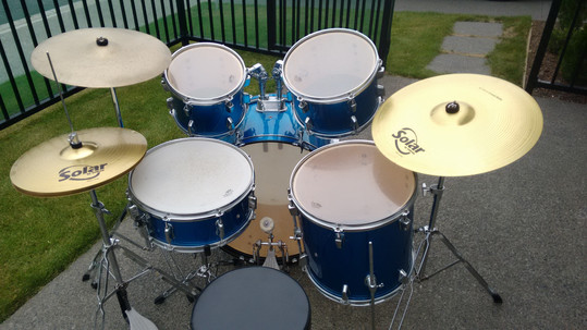 Hire Kit #1 - AVAILABLE FOR HIRE