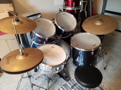 Hire Kit #2 - AVAILABLE FOR HIRE
