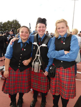 Pipe Band Nationals 2012