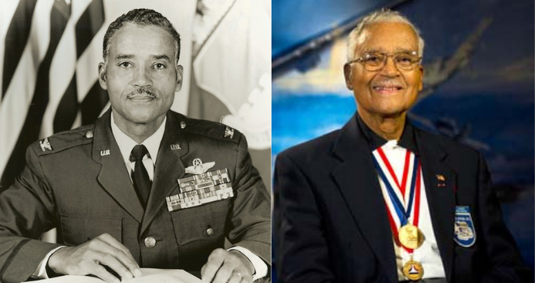 General Charles McGee, Pilot, Tuskegee Airman, Flew a Record 409 Combat Missions