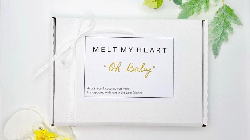 Oh Baby Wax Melt Box