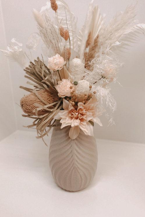 Strauß Stella mit Vase