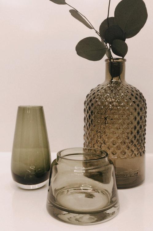 Vasenset +Teelichthalter Green
