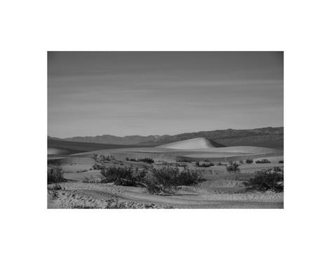 Death Valley Sand Dunes I