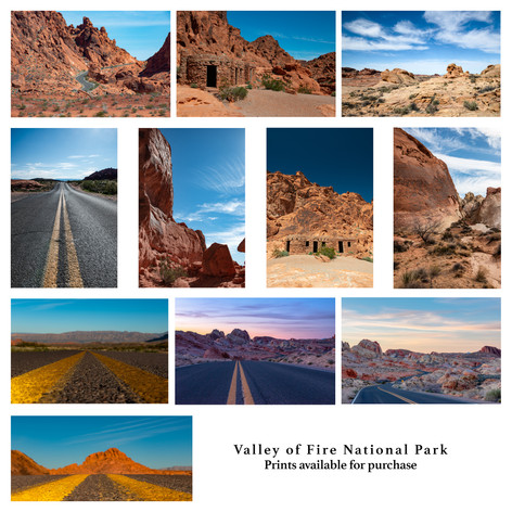 Valley of Fire National Park