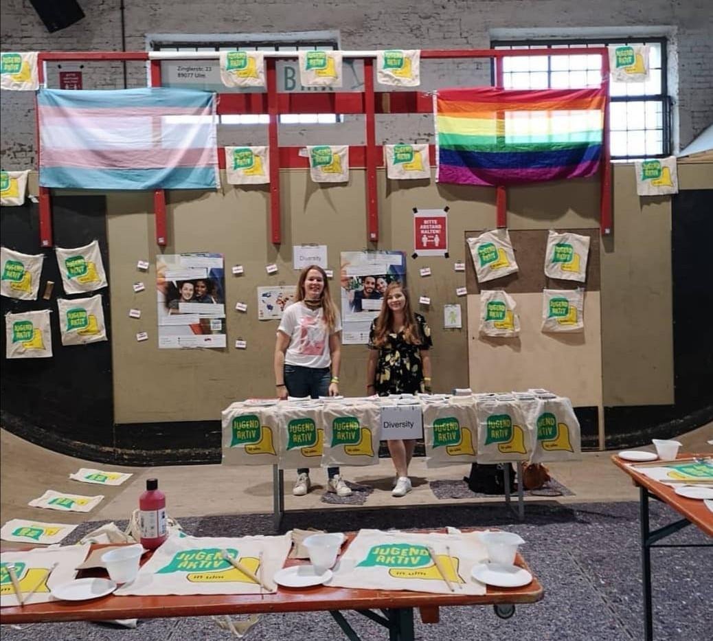 """The Teenart Projekt """"Vielfalt ist Kunst, Kunst ist Vielfalt"""""""