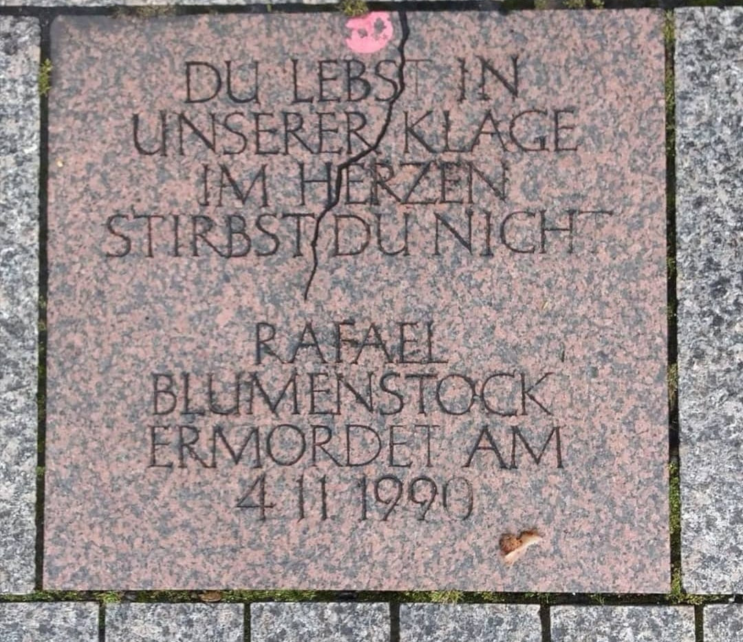 Kundgebung Rafael Blumenstock, © Kollektiv 26 Ulm