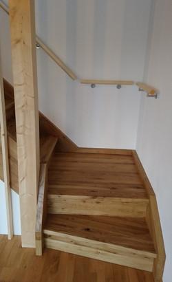 Gestemmte Treppe_Wildeiche