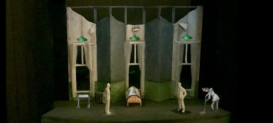 Scene 2 Set Design