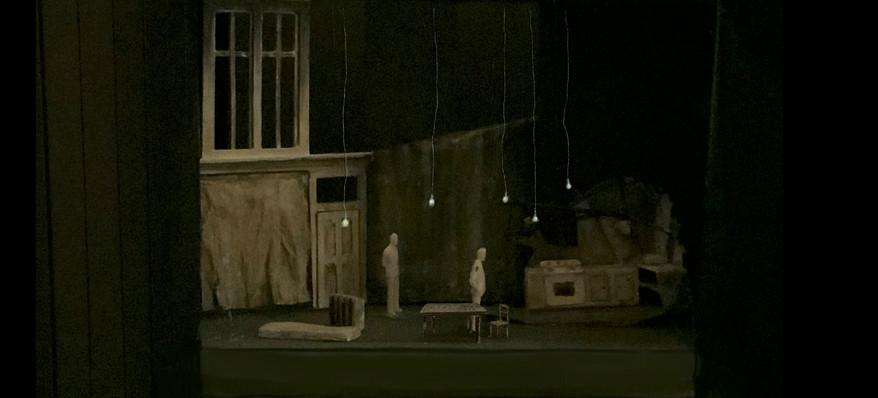 Scene 3 Set Design
