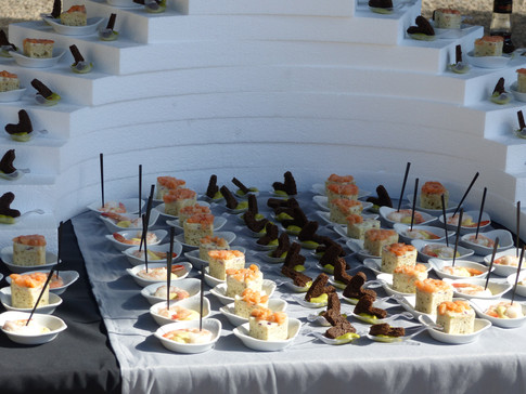 buffet vin d honneur