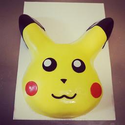 Pikaaachuuuuu 💕 #pikachu #pikachucake #