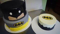 Batman Cake & Smash Cake Combo! ✊ #KidsC