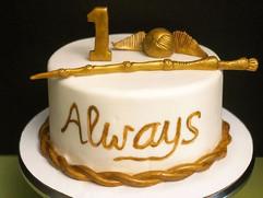 Harry Potter theme ⚡️⚡️ #Always #happybi