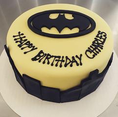 When Batman Begins... #customcakes #cake