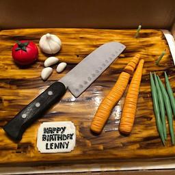 Happy birthday Chef _lennyramirez.33 ! #
