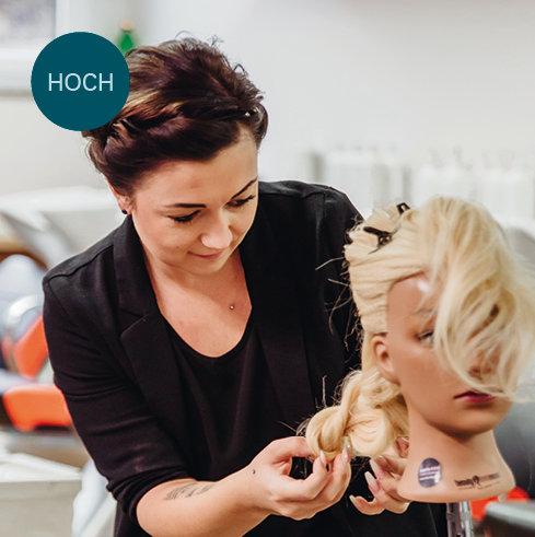 Wedding Hair Basics - by Katja Herget