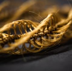 Schmuck aus Haaren
