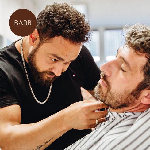 DFA Barbershop - by Tolga Buldu