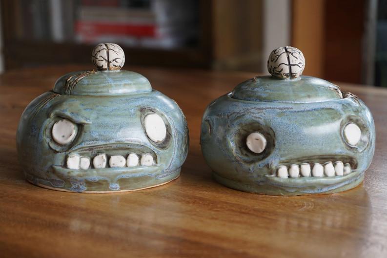 zombie sugar bowls