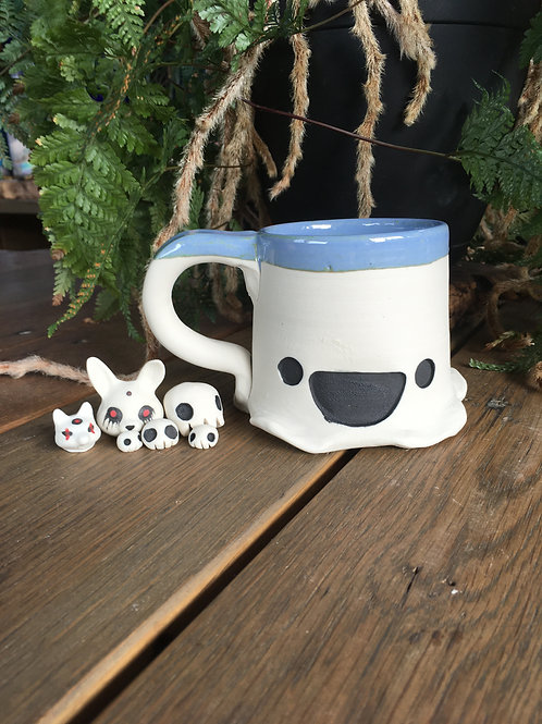 Happy Ghost Mug