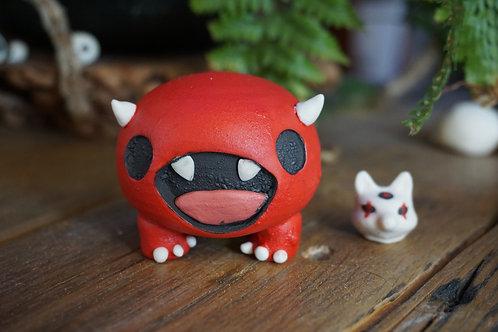 Red Desk Demon
