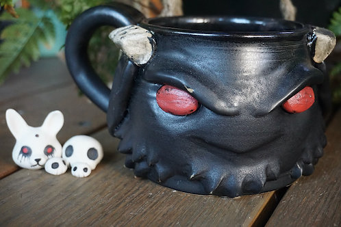Black Phillip Mug