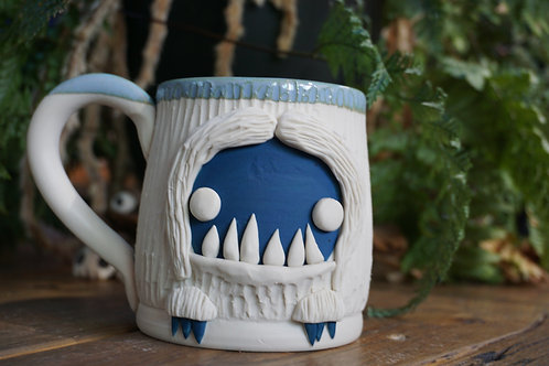 The Mighty Yeti Mug