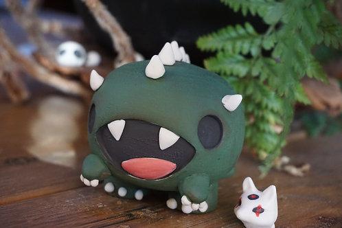copy of Green Desk Monster