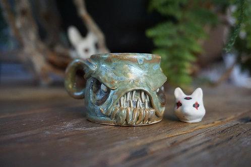 Seamonster Mini Mug
